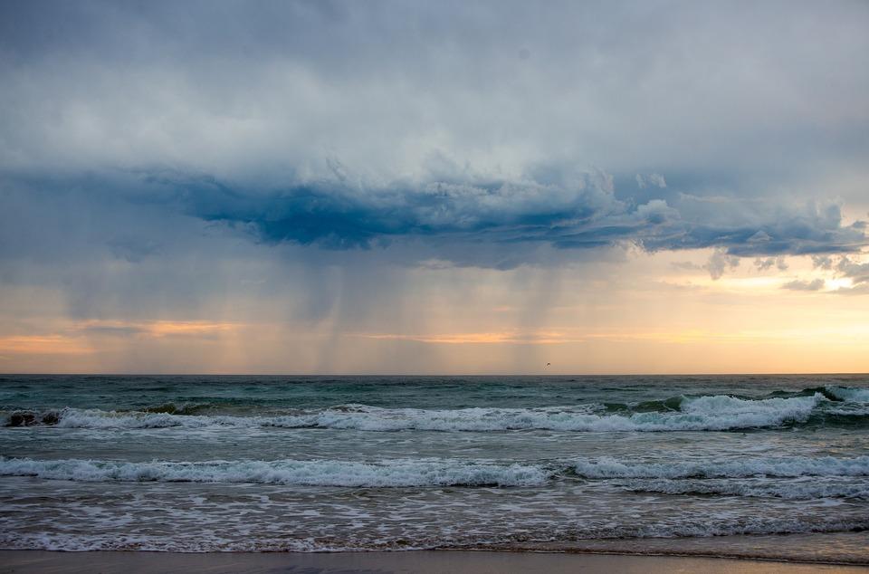 Sylt bei Regen